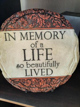 Memorial Stone 2 Memorial Giftware