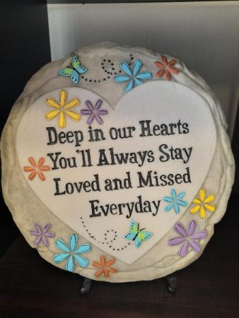 Memorial Stone 4 Giftware