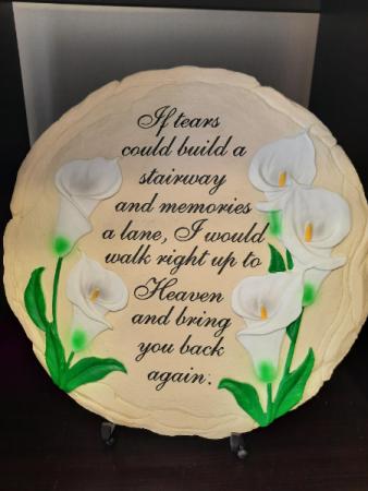 Memorial stone Giftware