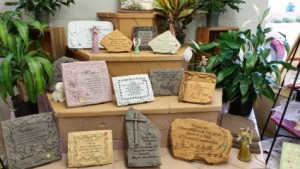 Memorial Stones Small and Large in Union, MO | Sisterchicks Flowers and More LLC