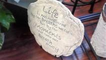 Memorial Stones Plaques