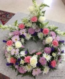 Memorial Wreath Funeral