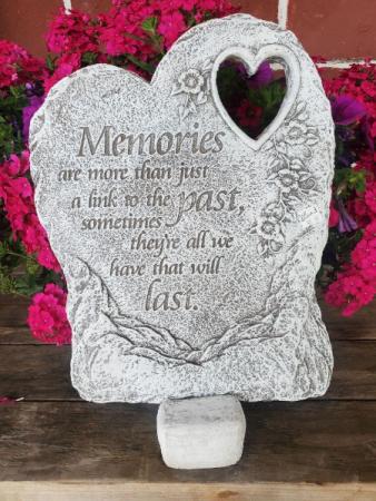 Memories are More Stone