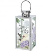 Memories  Hummingbird Lantern