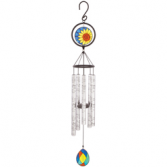 Memories Left Wind Chime 60379 Sympathy Keepsake