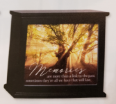 MEMORIES LIGHT BOX ONLY ONE AVAILABLE