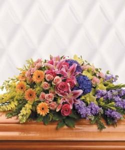 Memories of Gardens     funeral flowers