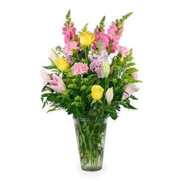 MEMORIES OF SUMMER floral arrangement
