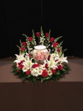 Memories Shared Cremation urn