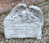 Memory Angel  Stone