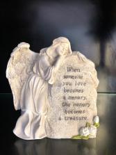 Memory Becomes A Treasure Memorial Stone
