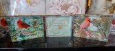 Memory Glass Plaques