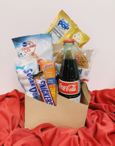 Memory lane Snack basket