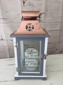 Memory Lantern Keepsake