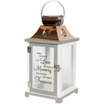 """""""Memory"""" Memorial Lantern Lantern"""