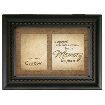 Memory-Music Box/Memory Lasts Forever Carson Memory/Music Box
