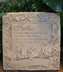 Memory Stone for Father