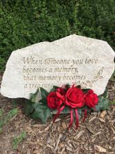 Memory Treasure Memorial Stone