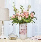 Memory Vase-sonnets vary Carson Gifts