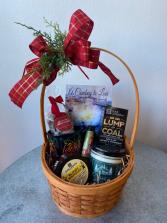 Men's Christmas Gift Basket