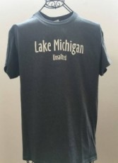 Men's Gray Tshirt Front