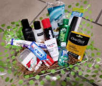Men's Personal Care Kit Sundries