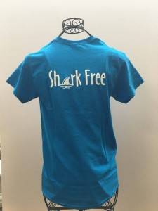 Men's Blue Tshirt Back