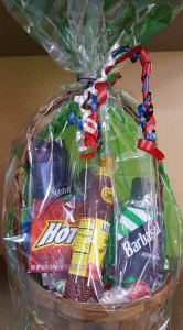 MENS VALENTINE BASKET GIFTS