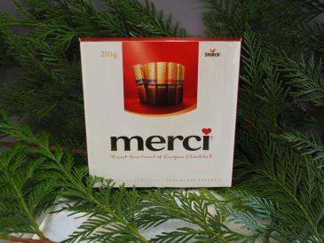 MERCI - Finest assortments of European chocolates