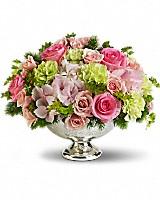 MERCURY ARRANGEMENT IN ROSES #1