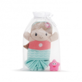 Mermaid 3 Piece Bath Gift Set Gift