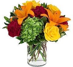 Merriment - 980 Vase Arrangement