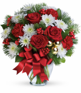 Merry Beautiful Bouquet HWR124A