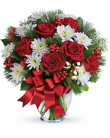 "Merry Beautiful TWR12-4 16""(w) x 16.5""(h)"