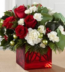 Merry & Bright Bouquet holiday