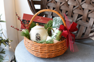 Merry Christmas Gift Basket  in La Grande, OR | FITZGERALD FLOWERS