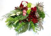 Merry Christmas! Handtie Bouquet