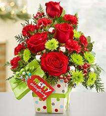 Merry Everything! Keepsake Ceramic Box