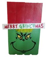 Merry Grinchmas Decor