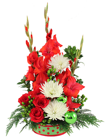 Merry Little Christmas Arrangement