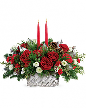 MERRY MERCURY DELUXE CHRISTMAS in Berkley, MI | DYNASTY FLOWERS & GIFTS