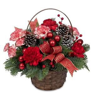 Merry Merry Christmas in Magnolia, TX | ANTIQUE ROSE FLORIST