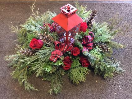 Merry Red lantern
