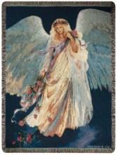 Messenger of Love Throw Sympathy gift item