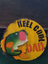 Metal Sign's Father's Day