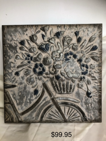 metal wall decore gift