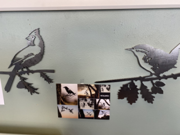 Metalbirds Gift