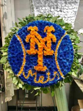 Mets Funeral flowers