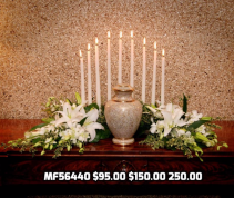 MF56440 Candle URN  Funeral