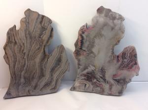 Michigan Stepping Stone  in Troy, MI | DELLA'S MAPLE LANE FLORIST